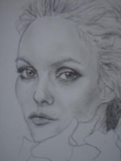 Vanessa Paradis by deppendance
